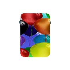 Colorful Balloons Render Apple Ipad Mini Protective Soft Cases by BangZart