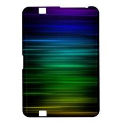 Blue And Green Lines Kindle Fire Hd 8 9  by BangZart