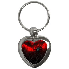 Spider Webs Key Chains (heart)  by BangZart