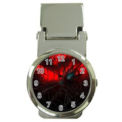 Spider Webs Money Clip Watches