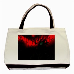 Spider Webs Basic Tote Bag (two Sides) by BangZart