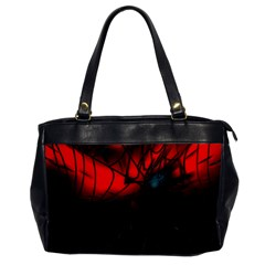 Spider Webs Office Handbags by BangZart