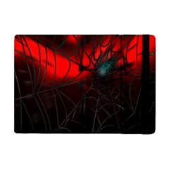 Spider Webs Apple Ipad Mini Flip Case by BangZart