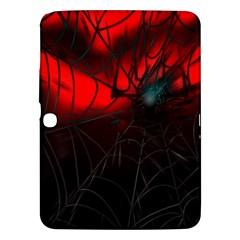 Spider Webs Samsung Galaxy Tab 3 (10 1 ) P5200 Hardshell Case