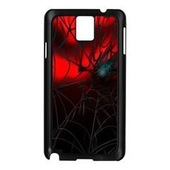 Spider Webs Samsung Galaxy Note 3 N9005 Case (black)