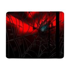 Spider Webs Samsung Galaxy Tab Pro 8 4  Flip Case by BangZart