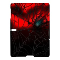 Spider Webs Samsung Galaxy Tab S (10 5 ) Hardshell Case  by BangZart