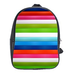 Colorful Plasticine School Bags(large)  by BangZart