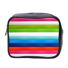 Colorful Plasticine Mini Toiletries Bag 2 Side by BangZart