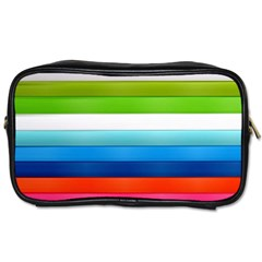 Colorful Plasticine Toiletries Bags by BangZart