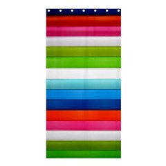 Colorful Plasticine Shower Curtain 36  X 72  (stall)