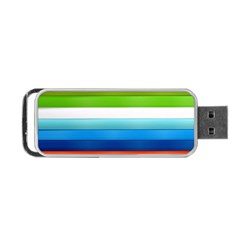 Colorful Plasticine Portable Usb Flash (two Sides) by BangZart
