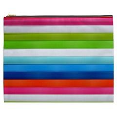 Colorful Plasticine Cosmetic Bag (xxxl)
