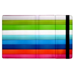 Colorful Plasticine Apple Ipad 2 Flip Case by BangZart