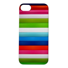 Colorful Plasticine Apple Iphone 5s/ Se Hardshell Case