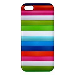 Colorful Plasticine Iphone 5s/ Se Premium Hardshell Case
