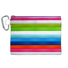 Colorful Plasticine Canvas Cosmetic Bag (xl) by BangZart