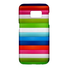 Colorful Plasticine Samsung Galaxy S7 Hardshell Case