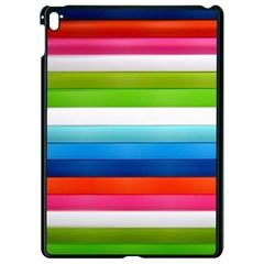 Colorful Plasticine Apple Ipad Pro 9 7   Black Seamless Case