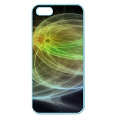 Yellow Smoke Apple Seamless Iphone 5 Case (color) by BangZart