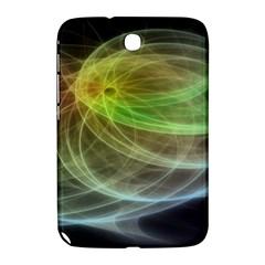Yellow Smoke Samsung Galaxy Note 8 0 N5100 Hardshell Case