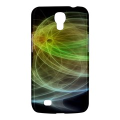 Yellow Smoke Samsung Galaxy Mega 6 3  I9200 Hardshell Case by BangZart