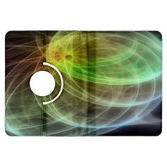 Yellow Smoke Kindle Fire Hdx Flip 360 Case by BangZart