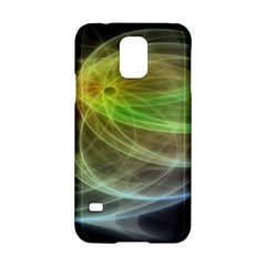 Yellow Smoke Samsung Galaxy S5 Hardshell Case  by BangZart