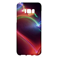 Neon Heart Samsung Galaxy S8 Plus Hardshell Case