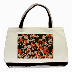 Camouflage Texture Patterns Basic Tote Bag by BangZart
