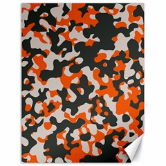 Camouflage Texture Patterns Canvas 18  X 24