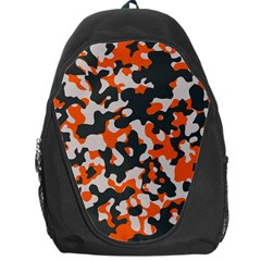 Camouflage Texture Patterns Backpack Bag