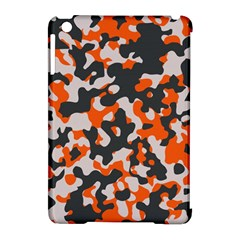 Camouflage Texture Patterns Apple Ipad Mini Hardshell Case (compatible With Smart Cover) by BangZart