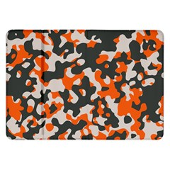 Camouflage Texture Patterns Samsung Galaxy Tab 8 9  P7300 Flip Case