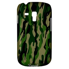 Green Military Vector Pattern Texture Galaxy S3 Mini