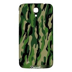 Green Military Vector Pattern Texture Samsung Galaxy Mega I9200 Hardshell Back Case
