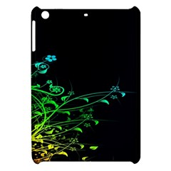 Abstract Colorful Plants Apple Ipad Mini Hardshell Case by BangZart