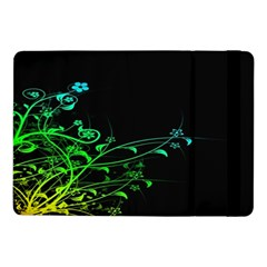 Abstract Colorful Plants Samsung Galaxy Tab Pro 10 1  Flip Case by BangZart