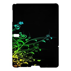 Abstract Colorful Plants Samsung Galaxy Tab S (10 5 ) Hardshell Case  by BangZart