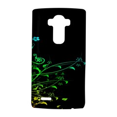 Abstract Colorful Plants Lg G4 Hardshell Case