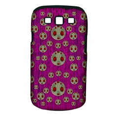 Ladybug In The Forest Of Fantasy Samsung Galaxy S Iii Classic Hardshell Case (pc+silicone) by pepitasart