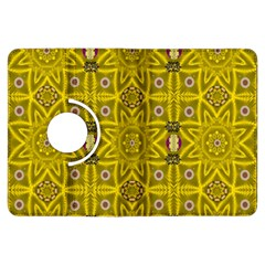 Stars And Flowers In The Forest Of Paradise Love Popart Kindle Fire Hdx Flip 360 Case by pepitasart
