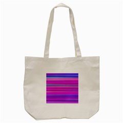 Cool Abstract Lines Tote Bag (cream)