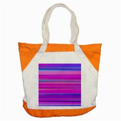 Cool Abstract Lines Accent Tote Bag by BangZart