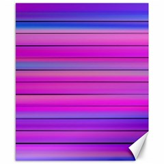 Cool Abstract Lines Canvas 8  X 10  by BangZart