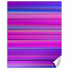 Cool Abstract Lines Canvas 16  X 20