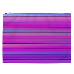 Cool Abstract Lines Cosmetic Bag (xxl)  by BangZart
