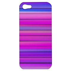 Cool Abstract Lines Apple iPhone 5 Hardshell Case