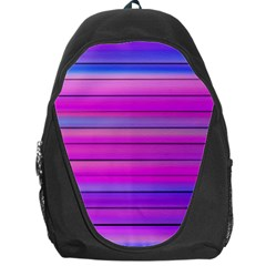 Cool Abstract Lines Backpack Bag