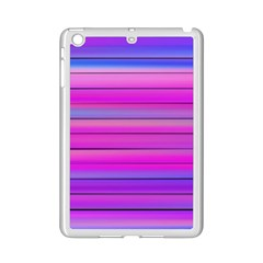 Cool Abstract Lines Ipad Mini 2 Enamel Coated Cases by BangZart